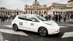 Los taxistas de Roma aprenderán cortesía, hospitalidad e idiomas