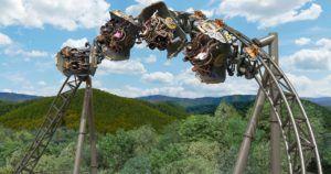 Time Traveler: inaugura en EE.UU., la montaña rusa giratoria más alta y rápida del mundo