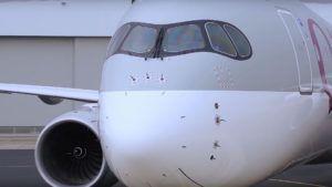 Qatar recibe al primer Airbus A350-1000 y todos querremos volar en él