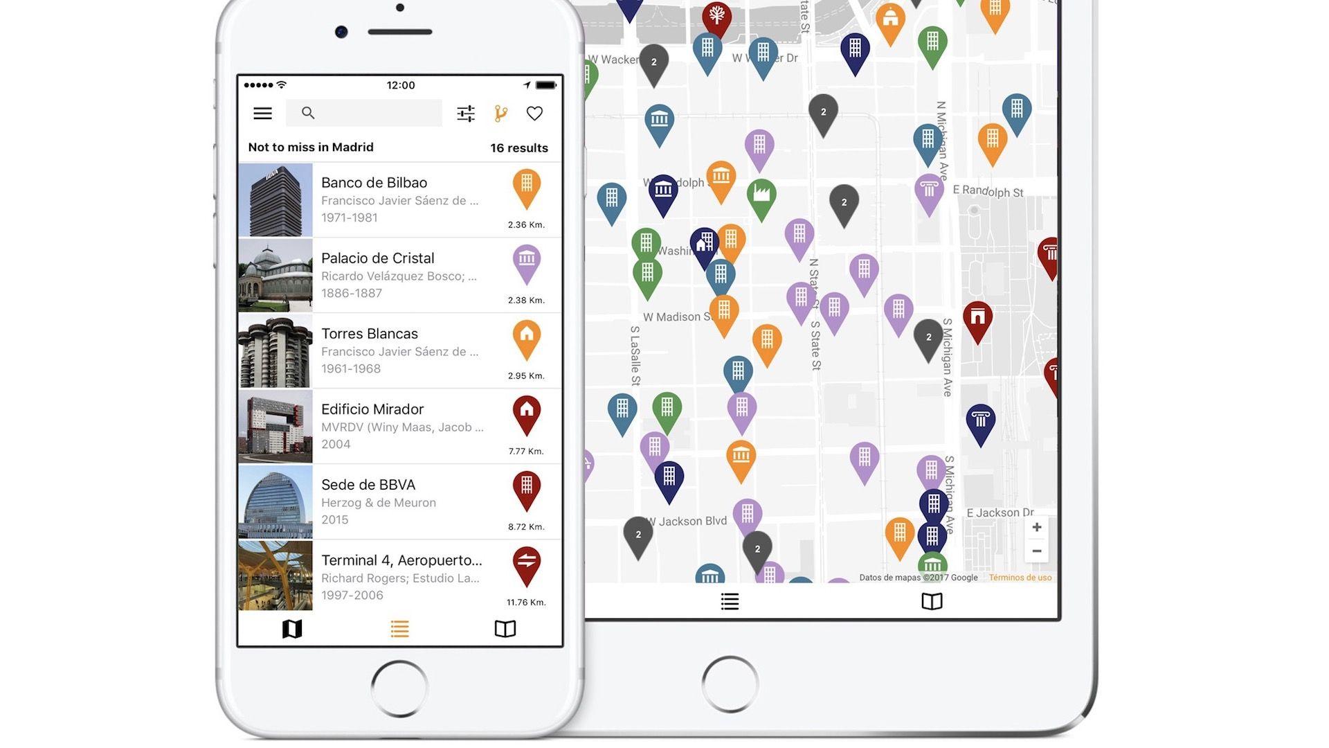ArchiMaps: la app para conocer los edificios más atractivos en Nueva York, Londres, Chicago, Barcelona y más