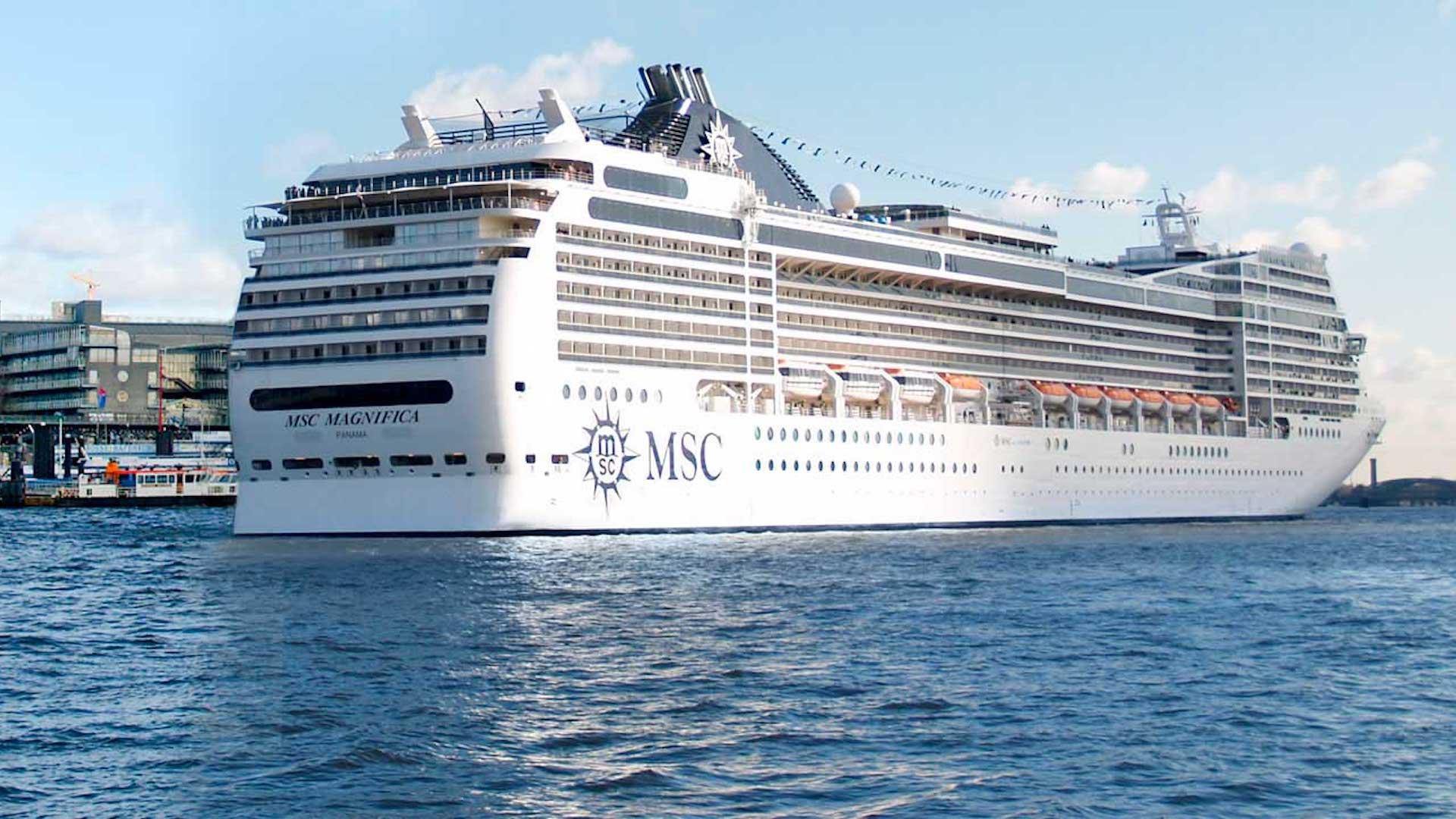 El crucero que recorre 43 destinos en 23 países durante 117 días