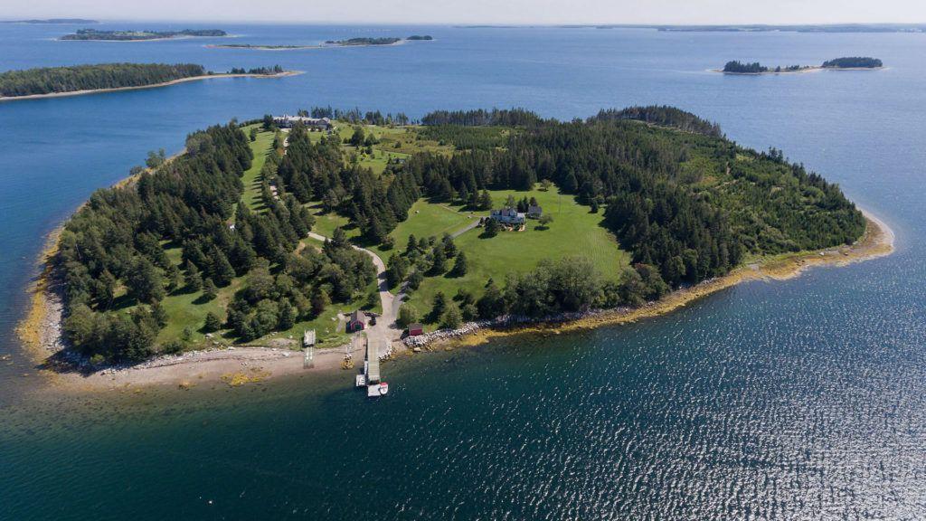 Esta isla en Canadá está en venta y puede ser nuestra