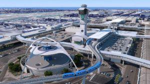 El aeropuerto de Los Ángeles tendrá una nueva forma de movernos y será mucho más fácil