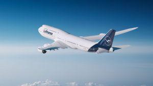 La nueva cara de Lufthansa