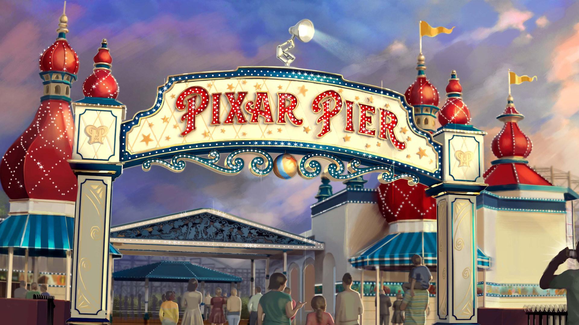 En junio, Disney California Adventure Park suma más atracciones de Pixar