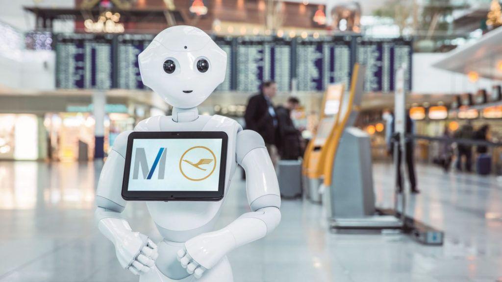 El aeropuerto de Múnich ya tiene un robot para ayudarnos en lo que necesitemos