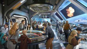 Disney da más detalles del hotel de Star Wars