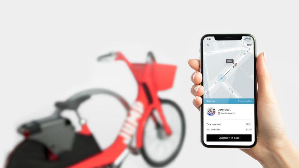 Uber va por más y ahora alquila bicicletas