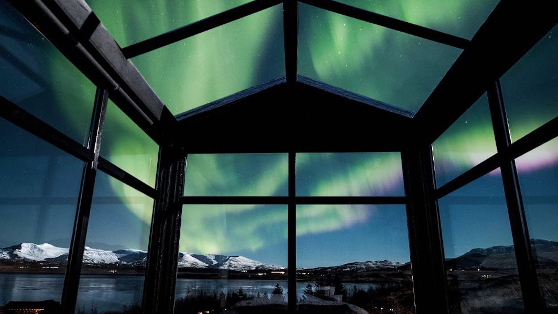 Este es el mejor lugar para ver las auroras boreales