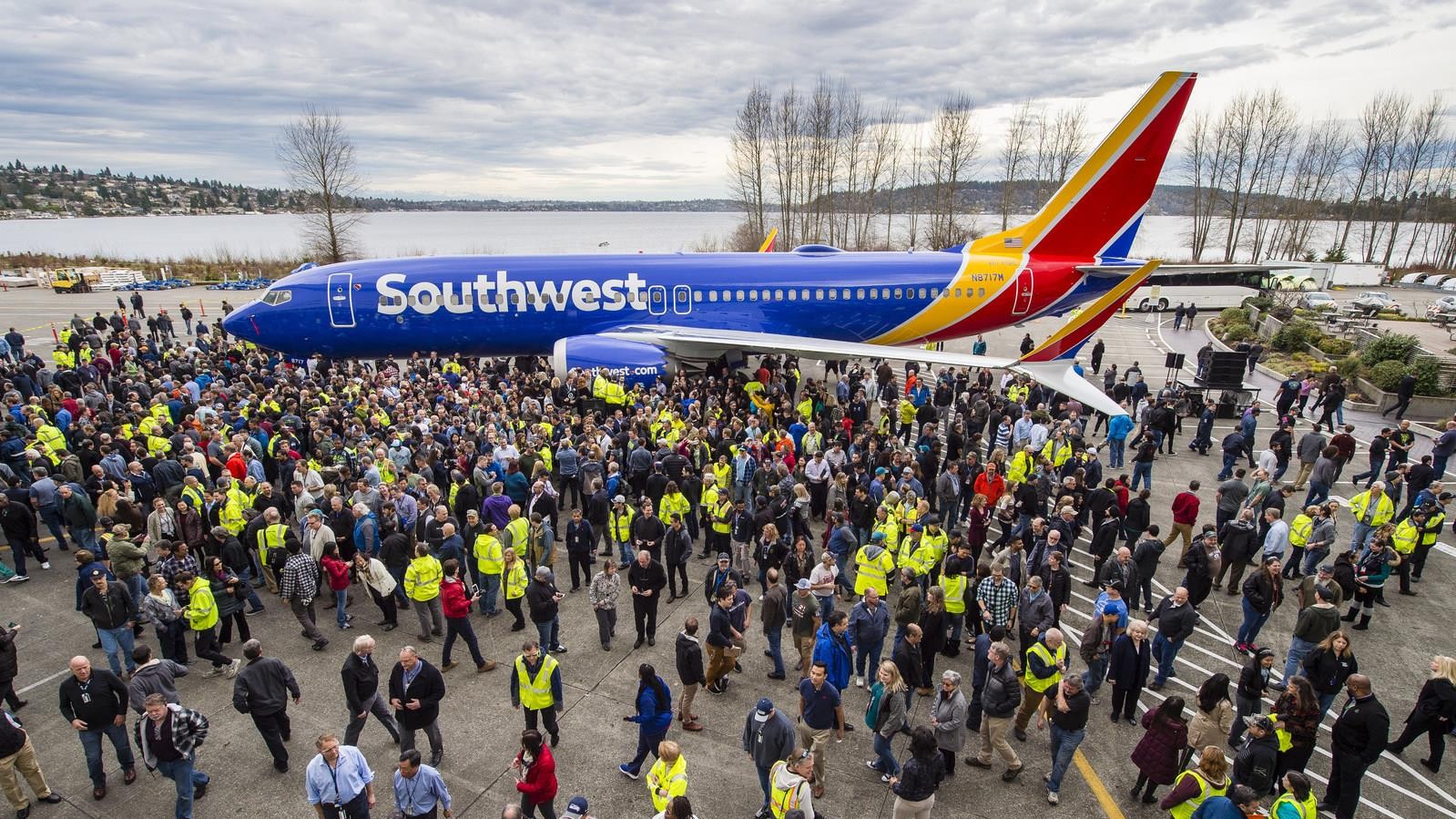 Boeing tiene un nuevo récord Guinness