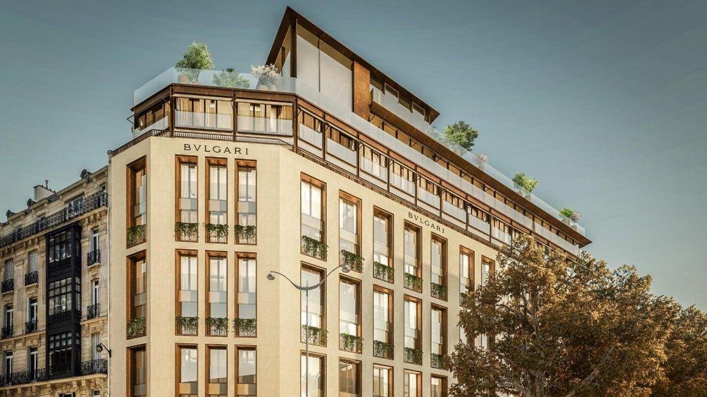 Bulgari abrirá su primer hotel en París