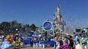 La gran transformación de Disneyland París incluirá a Marvel, Frozen y Star Wars