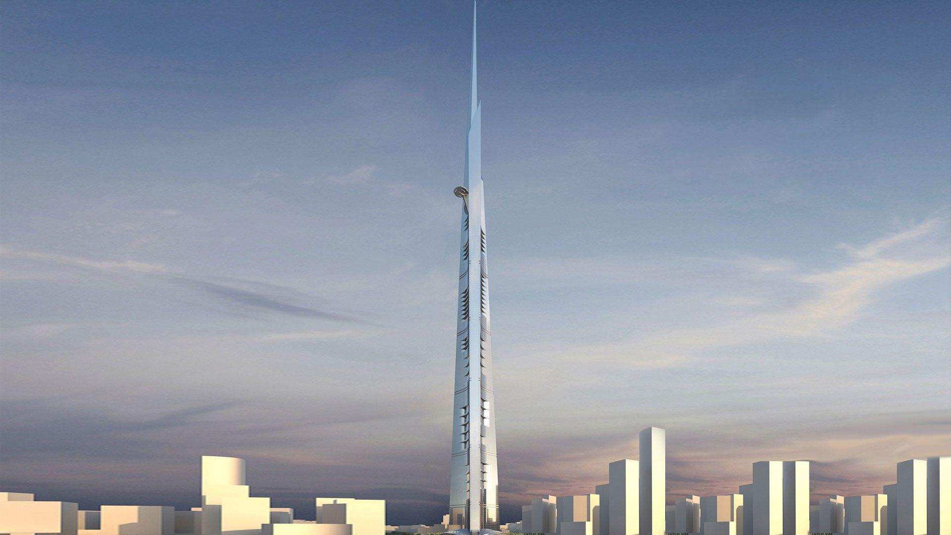 Así será Jeddah Tower: el rascacielos más alto del mundo