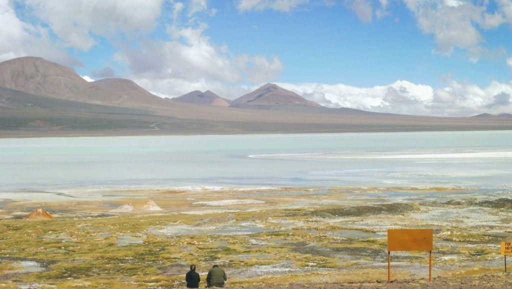 Así es Laguna Brava en la Cordillera de los Andes: imágenes