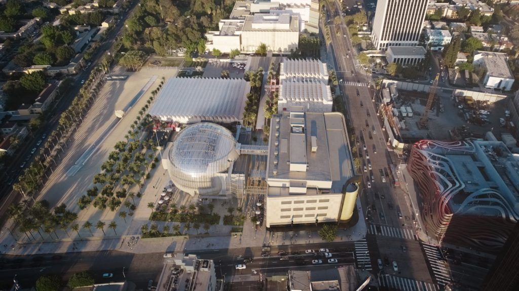 Abre el Museo del Cine de la Academia de Hollywood en Los Ángeles