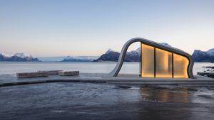 Noruega tiene el baño público más hermoso del mundo
