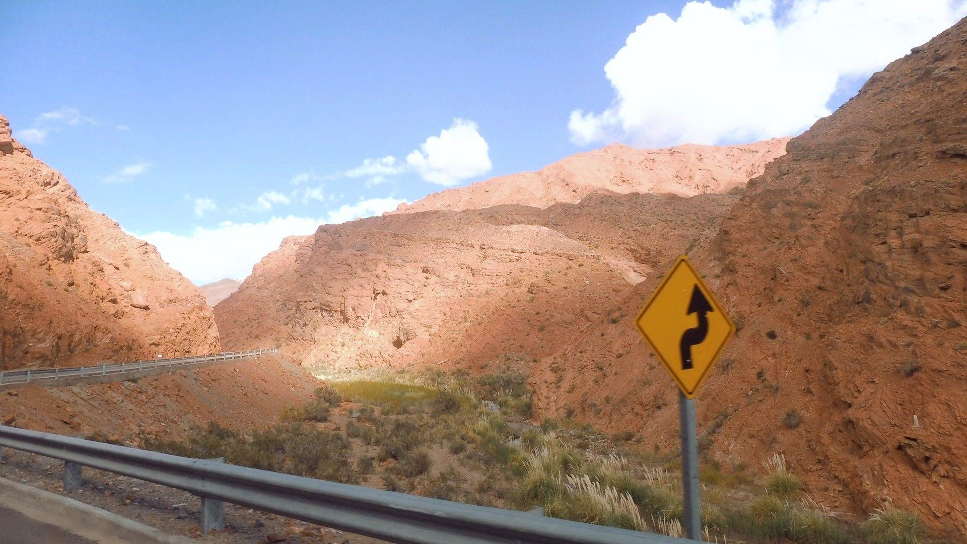 Así es la Ruta de los Seismiles, la más alta de Argentina: imágenes