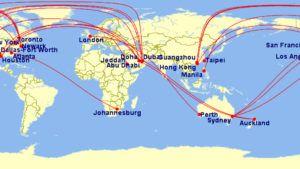 Estos son los vuelos más largos del mundo: ranking 2018