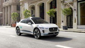 Google y Jaguar fabricarán 20.000 SUVs autónomas eléctricas como servicio de transporte