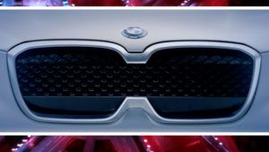 BMW anticipa su primera SUV eléctrica: iX3
