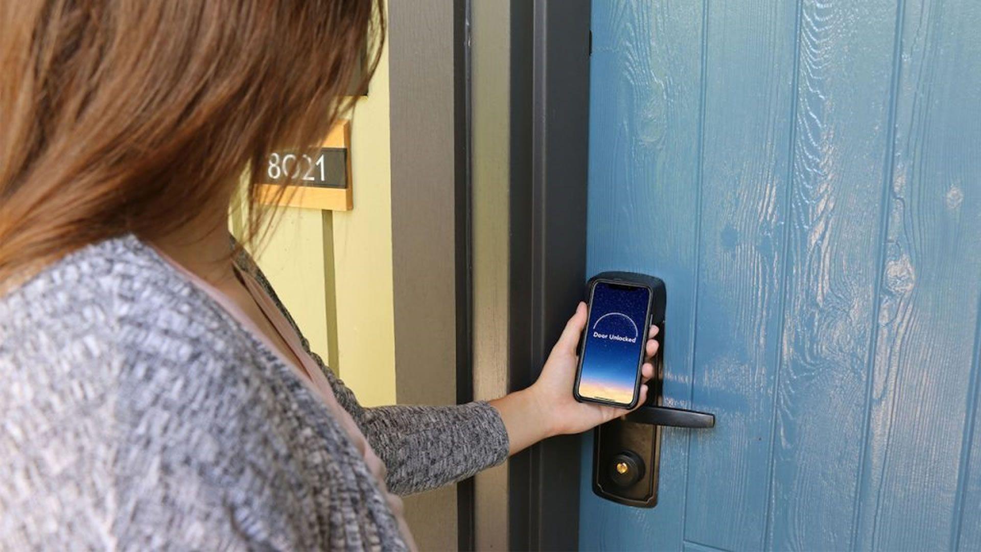 Podremos abrir nuestra habitación en Disney World con el teléfono