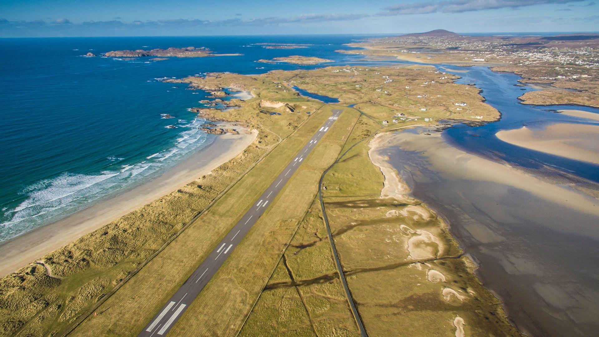 Estos son los aeropuertos más lindos y atractivos para aterrizar