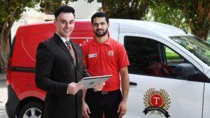 Emirates Home Check-In: para despachar equipaje desde el hogar