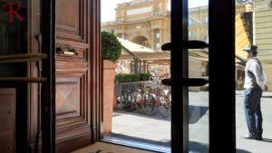 Así es el completamente restaurado hotel Savoy Florencia