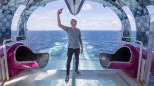 El crucero más grande del mundo tiene un instagrammer para ayudarnos a tomar las mejores fotos