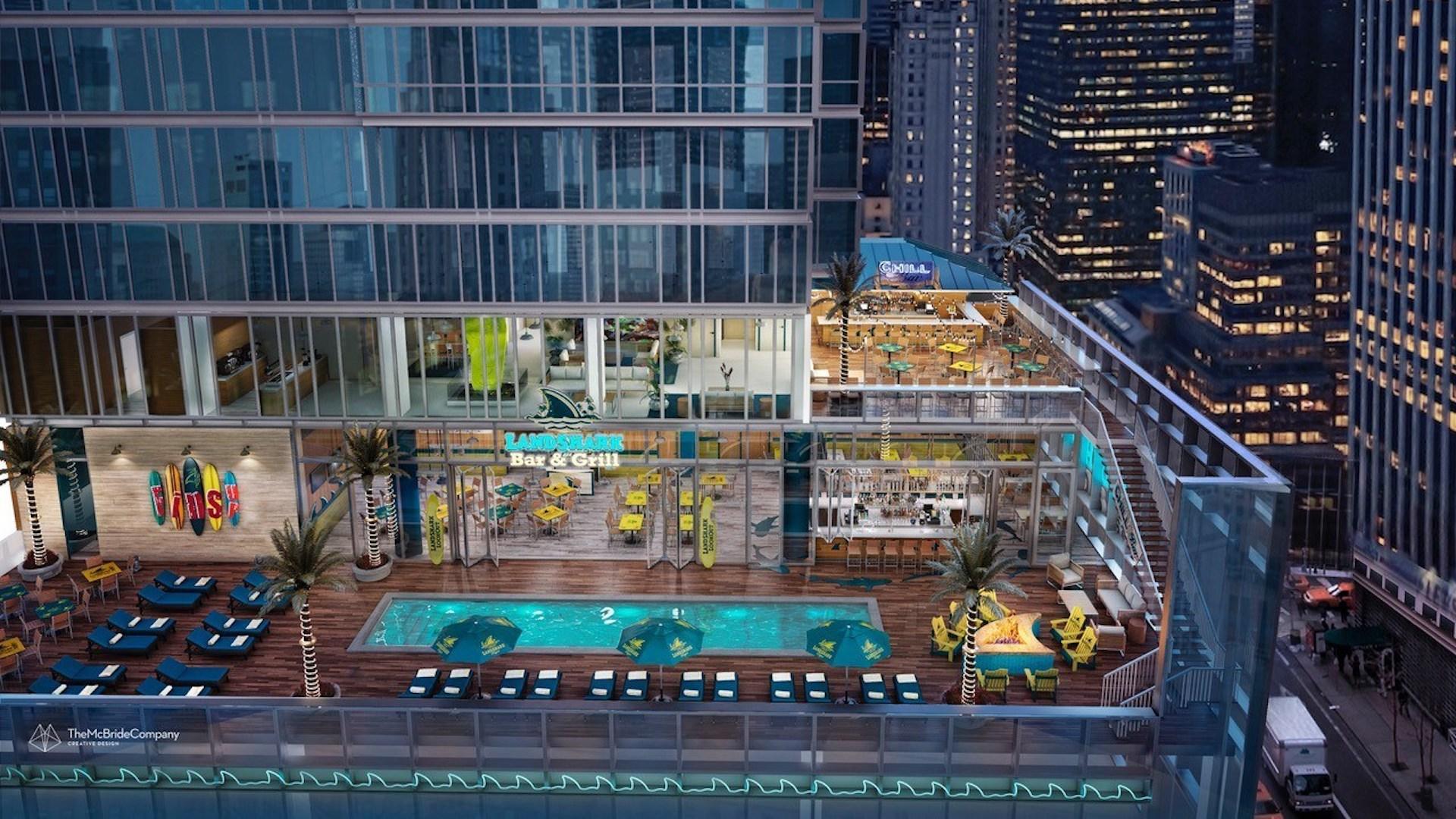 Nueva York tendrá su propio Margaritaville Resort Hotel