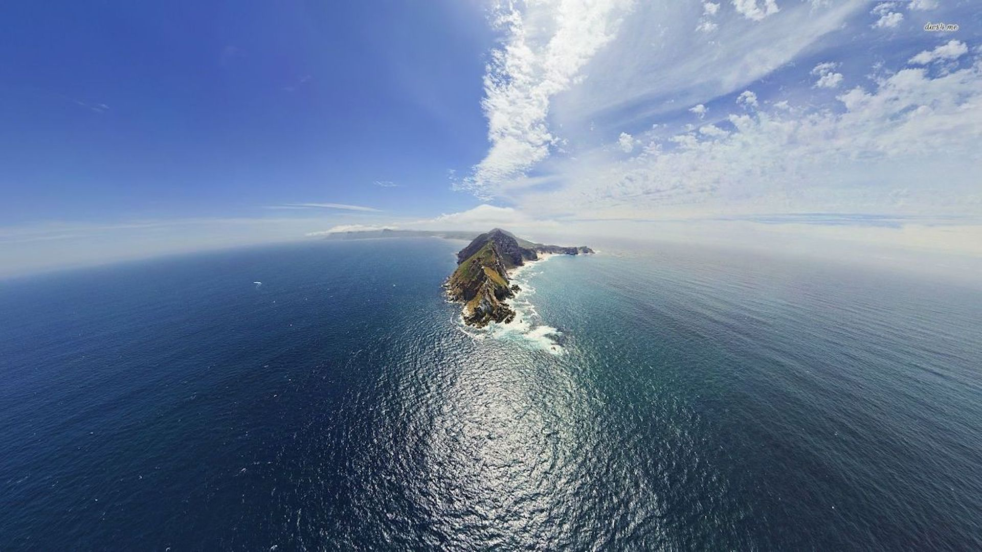 Este es el lugar más alejado de la Tierra: Punto Nemo