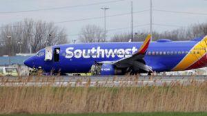 La explosión de un motor en vuelo. La palabra de Southwest Airlines