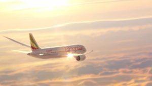 La aerolínea Ethiopian Airlines hace historia en África