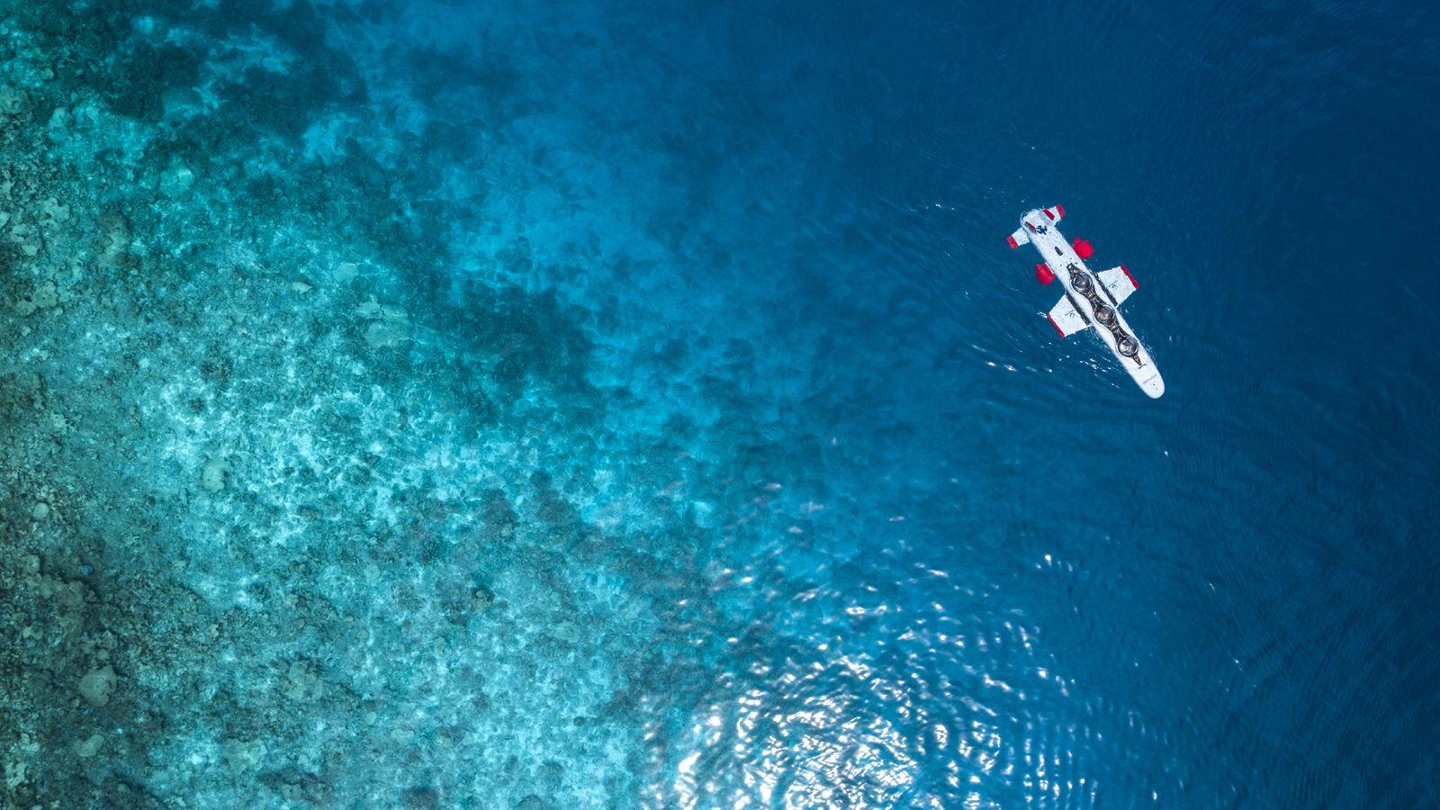 En Maldivas podremos viajar en nuestro propio submarino: video