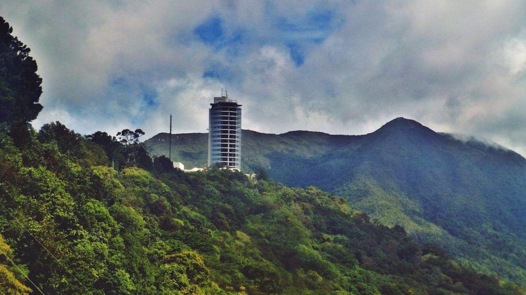 Reinaugura el hotel Humboldt, con la mejor vista de Caracas