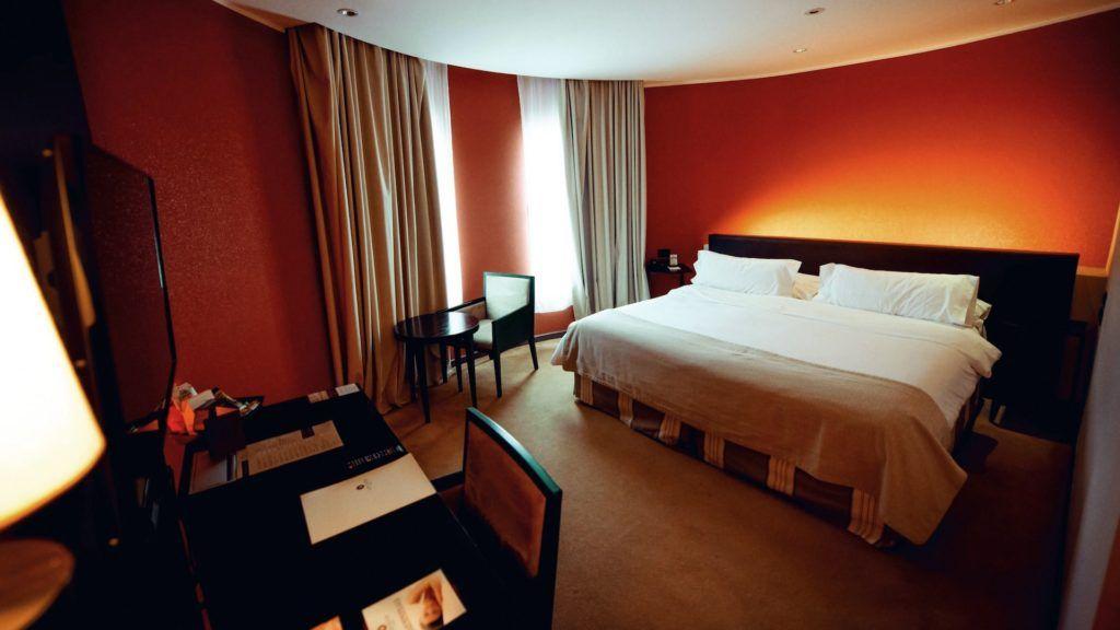 REVIEW Hotel Los Silos: para ver la ciudad Santa Fe desde lo alto