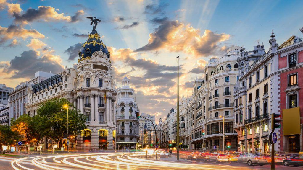 ¿Se pueden alquilar departamentos por Airbnb en Madrid? No demasiado