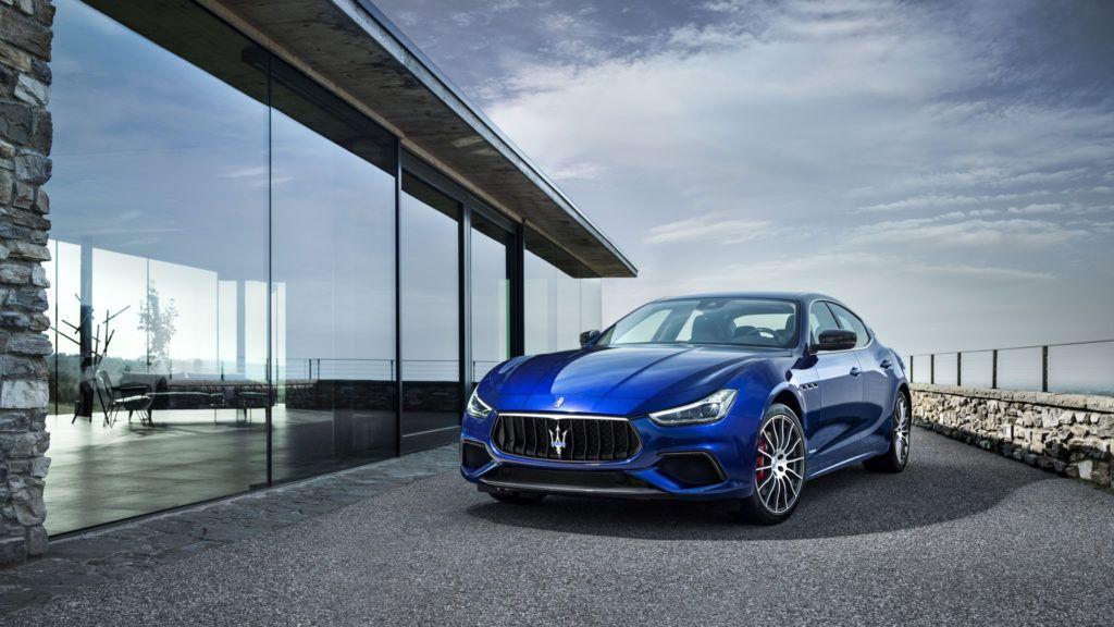 Ahora podemos alquilar un Maserati en Hertz Italia