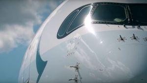 Así se hizo el primer Airbus A350-1000 de Cathay Pacific