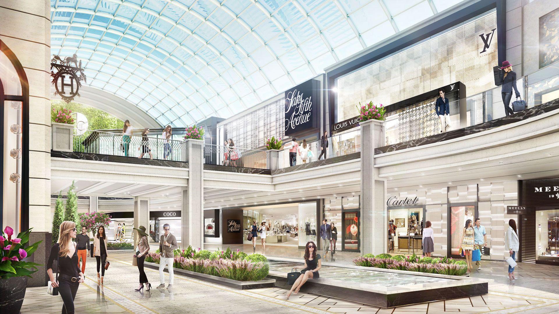 Así será el imponente shopping mall más grande de Miami: American Dream