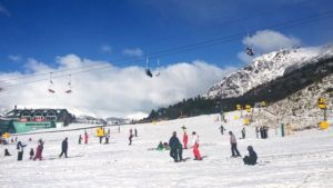 Algunos de los mejores lugares para esquiar en Argentina