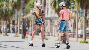 Segway presentó los e-skates, una nueva categoría en movilidad