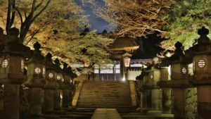 Ahora podemos dormir en los templos de Japón