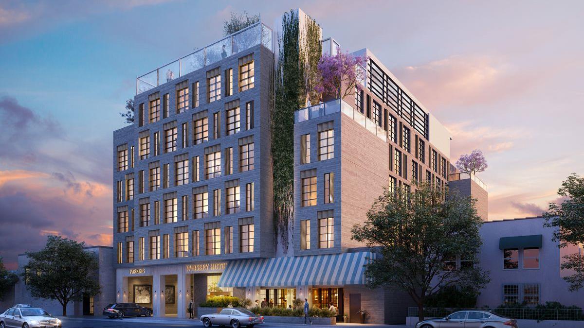 Abrirán un hotel dedicado el whisky