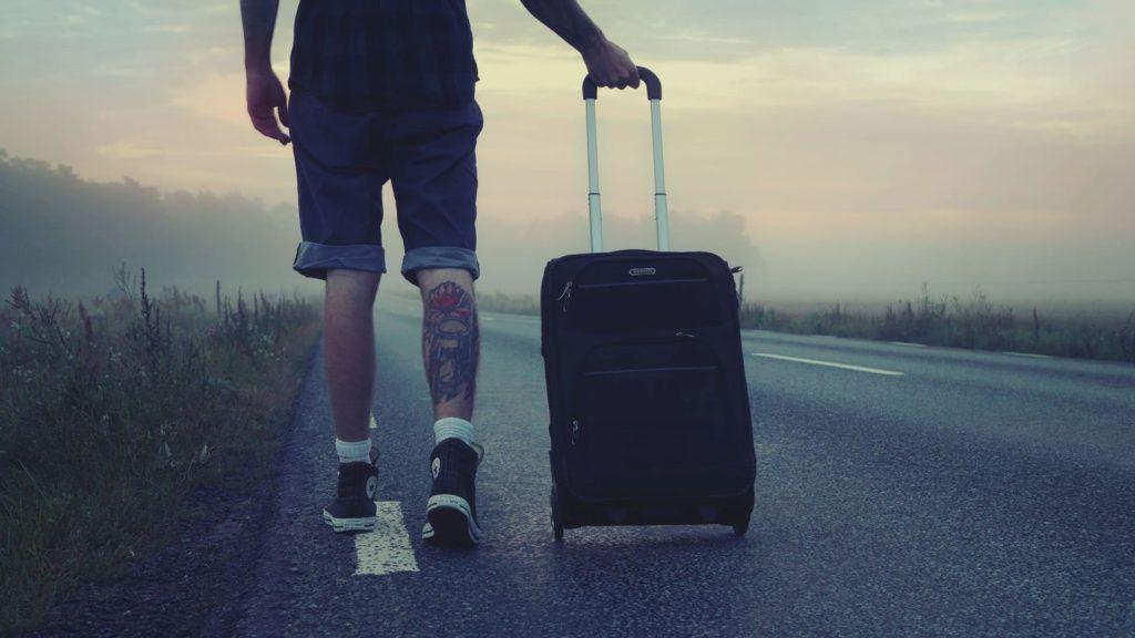 Cada vez somos más los que viajamos solos (por más que estemos en pareja)