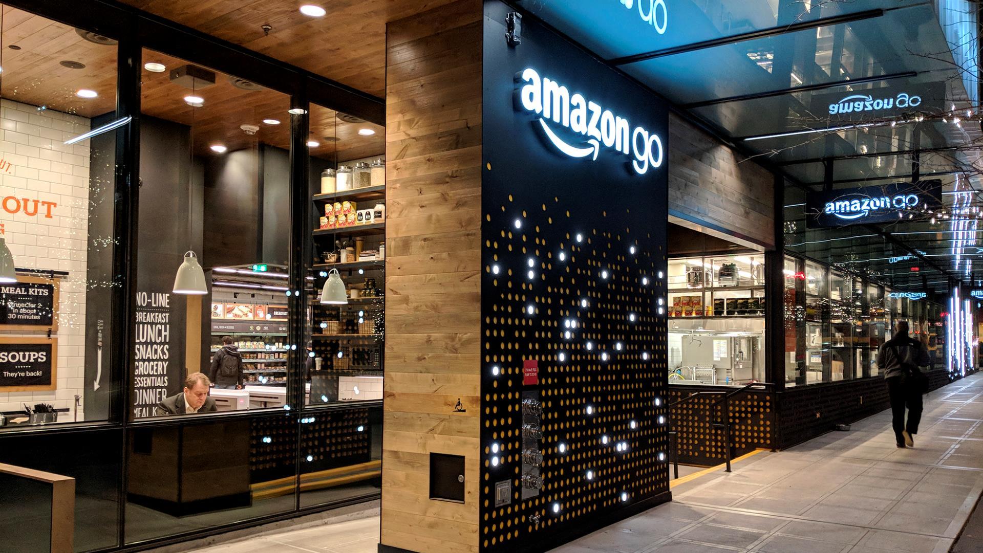Amazon abrirá nuevas tiendas sin cajeros y el futuro está más cerca