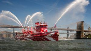 Cómo recorrer gratis Nueva York en este original barco