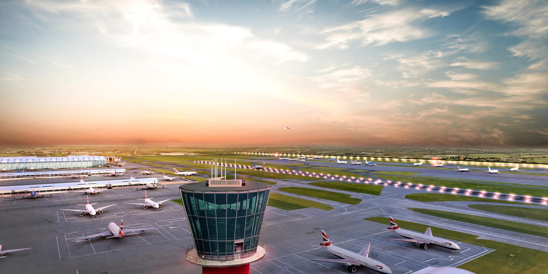 ¿Cuál será el nuevo aeropuerto más grande del mundo?