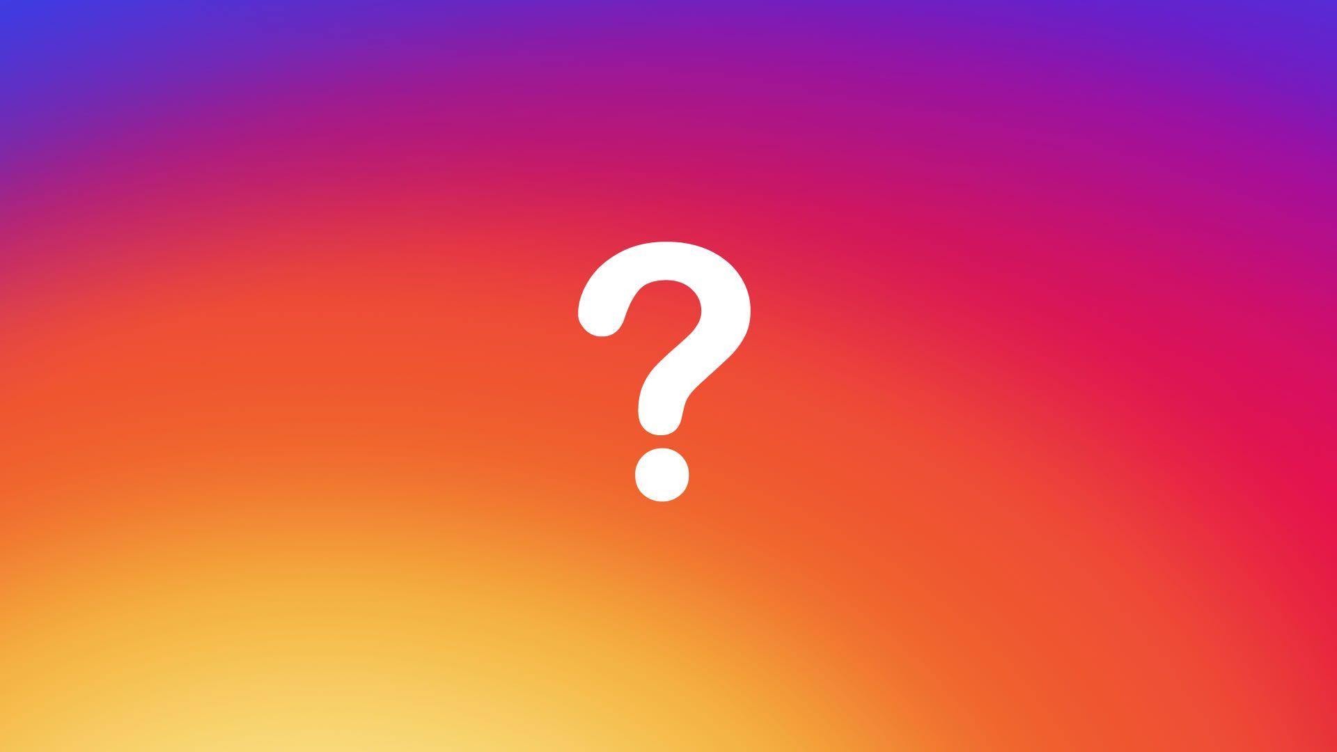 Instagram ahora permite hacer preguntas en las Stories