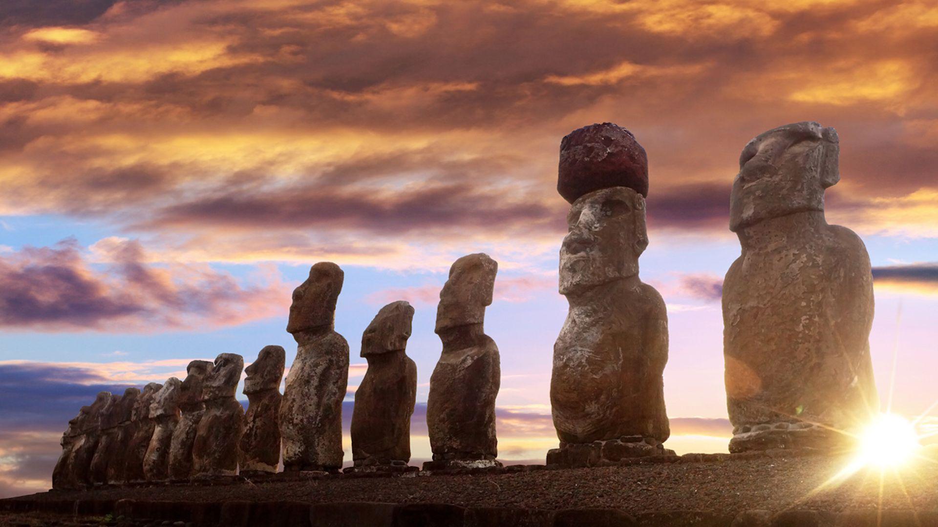 ¿Qué lugares visitar en Isla de Pascua?